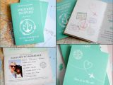 Passport Wedding Invitations Cheap Passport Wedding Invitations Send A One Way Ticket to Love
