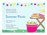 Patio Party Invitations Backyard Party Invitations Outdoor Furniture Design and
