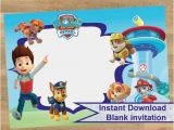 Paw Patrol Birthday Invitations Free Download Paw Patrol Invitations Paw Patrol and Paw Patrol Birthday