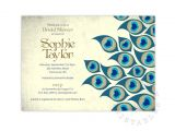 Peacock Bridal Shower Invitations Etsy 80 Best Shower Ideas Images On Pinterest