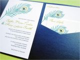 Peacock Bridal Shower Invitations Etsy Peacock Baby Shower Invites — Fitfru Style Elegant