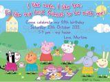 Peppa Pig Birthday Invitations Free Downloads Peppa Pig Birthday Invitations Templates Ideas