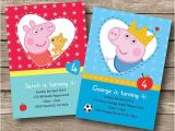 Peppa Pig George Party Invitations 17 Best Ideas About Kids Boutique On Pinterest