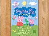Peppa Pig George Party Invitations Best 25 Peppa Pig Birthday Invitations Ideas On Pinterest