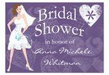 Personal Bridal Shower Invitations Personalized Bridal Shower Invitation Zazzle