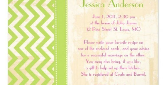 Personal Bridal Shower Invitations Personalized Bridal Shower Invitations 4 25 Quot X 5 5
