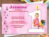Personalised 1st Birthday Invitations Girl Uk 10 Personalised Girls First 1st Birthday Party Photo