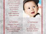 Personalised 1st Birthday Invitations Uk 1st Birthday Party Invitation Letter Cogimbo
