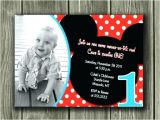 Personalised 1st Birthday Invitations Uk Personalized Mickey Mouse Invitations Joselinohouse