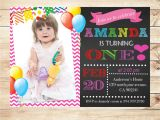 Personalised 1st Birthday Invites Personalized 1st Birthday Invitations with by