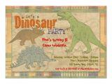 Personalised Dinosaur Party Invitations Dinosaur Party Invitation Personalized 5 Quot X 7