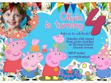 Personalised Peppa Pig Party Invitations Personalized Pepa Pig Party Invitations Thank You Cards