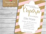 Personalized Baptism Invitations In Spanish Invitation Baptism or Christening Catholic Baptism