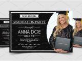 Personalized College Graduation Party Invitations 28 Examples Of Graduation Invitation Design Psd Ai