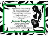 Personalized Photo Baby Shower Invitations Personalized Baby Shower Invitations