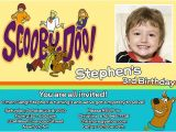 Personalized Scooby Doo Party Invitations Scooby Doo Custom Birthday Invitation Www Artfire Com