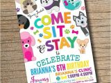 Pet Adoption Party Invitations Best 25 Kids Birthday Questions Ideas On Pinterest
