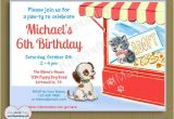 Pet Adoption Party Invitations Items Similar to Pet Adoption Party Invitation Custom