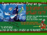 Peter Pan Birthday Invitation Wording Peter Pan Birthday Party Invitation Ideas Bagvania Free