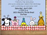Petting Zoo Birthday Invitation Template 110 Best Petting Zoo Birthday Party Images On Pinterest