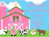 Petting Zoo Birthday Invitation Template Petting Zoo Birthday Party Invitations Free Invitation