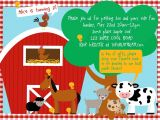 Petting Zoo Birthday Invitation Template Petting Zoo Farm Birthday Invitation Diy by
