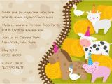 Petting Zoo themed Birthday Party Invitations 69 Best Images About Petting Zoo Birthday Party On
