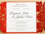 Philippine Wedding Invitation Sample Invitation Wedding Philippines Image Collections