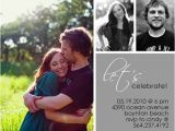 Photo Collage Wedding Invitations Items Similar to Couple 39 S Wedding Collage Custom Photo