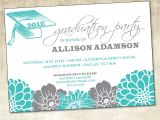 Picture Graduation Party Invitations Graduation Party Invitation Printable File