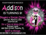 Pink Power Ranger Birthday Invitations 46 Best Power Rangers Birthday Party Ideas Images On