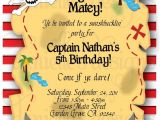 Pirate themed Birthday Party Invitations Pinterest • the World's Catalog Of Ideas
