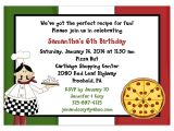 Pizza Birthday Party Invitation Templates 8 Best Of Printable Pizza Invitations Pizza Party