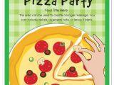 Pizza Making Party Invitation Template Pizza Pizza Party Invitations & Cards On Pingg