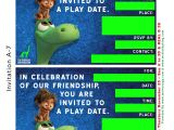 Playdate Birthday Party Invitations Free Good Dinosaur Play Date Party Printable