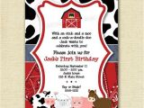 Pleasure Party Invitations Party Invitation Templates Farm Party Invitations