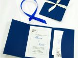 Pocket Invitation Kits for Wedding Do It Yourself Wedding Invitations the Ultimate Guide