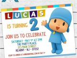 Pocoyo Birthday Party Invitations 115 Best Images About Pocoyo Party Ideas On Pinterest