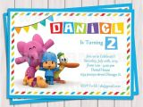 Pocoyo Birthday Party Invitations Pink Farm Invitations Chalkboard Photo Girl Farm Birthday