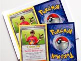 Pokemon Wedding Invitations Cozy Pokemon Card Invitations for Wedding Invites and