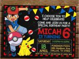 Pokemon Wedding Invitations Pokemon Birthday Invitation orderecigsjuice Info