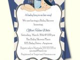 Police Baby Shower Invitations Police Baby Shower Invitation Law Enforcement Boy Baby