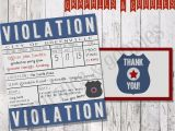 Police Party Invitation Templates Police Retirement Invitation Template Google Search