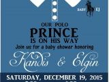 Polo themed Baby Shower Invitations 1000 Ideas About Polo Baby Shower On Pinterest