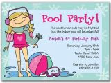 Pool Party Birthday Invitation Wording Masterly Tips to Write attractive Pool Party Invitations