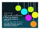 "Porch Party Invitation Graduation Patio Party Invitation 5"" X 7"" Invitation Card"