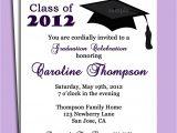 Postcard Graduation Party Invitations Invitation Card for Graduation Party Invitation for