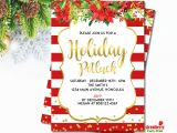 Potluck Christmas Party Invitation Wording 18 Unique Office Potluck Invitation Wording Free
