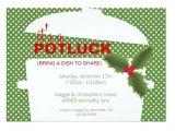 Potluck Christmas Party Invitation Wording Potluck Invitation Template Diabetesmang Info