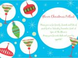 Potluck Christmas Party Invitation Wording Potluck Invite Template Invitation Template